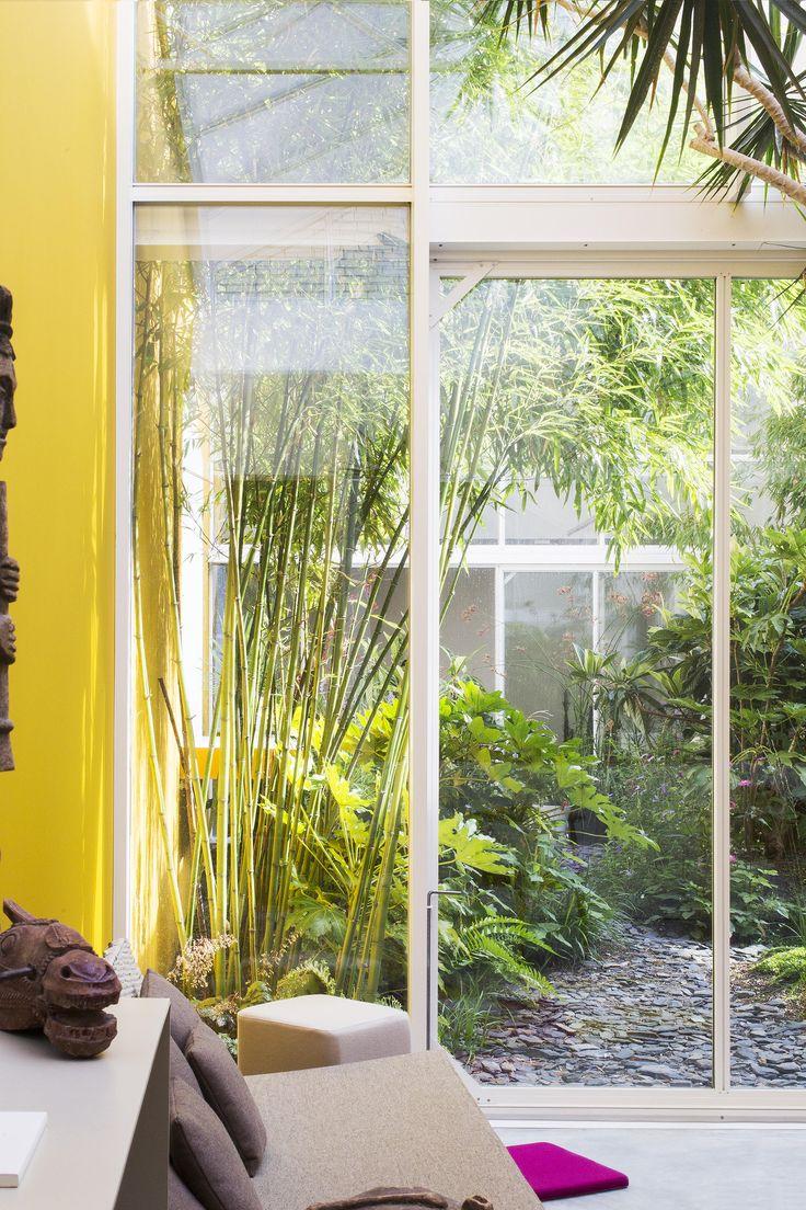 Modern minimalist house in brazil adorable home - Brazilian Rainforest Bart Pieter Bartandpieter Brazilian Rainforestrainforeststiny Homesminimalismoutdoor