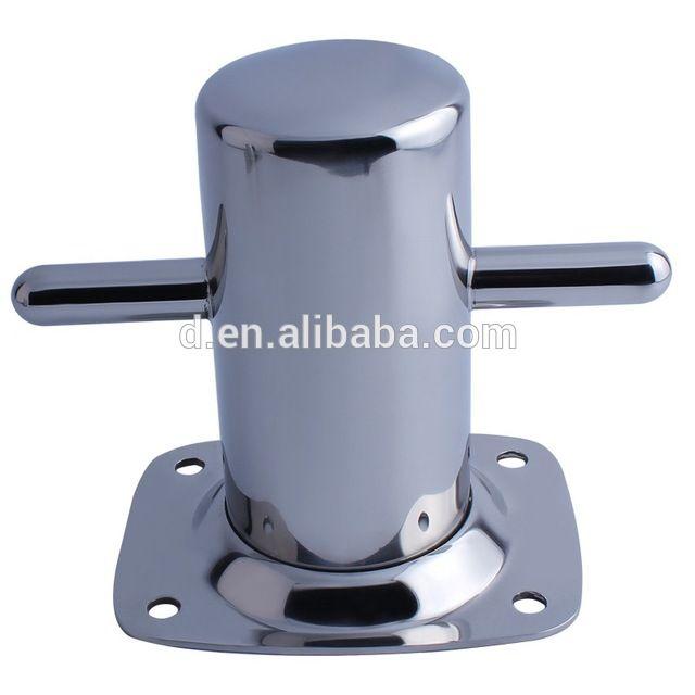 Source MOORING BOLLARD - Dia. 60mm Cross Bollard Marine Grade 316 Stainless Steel on m.alibaba.com
