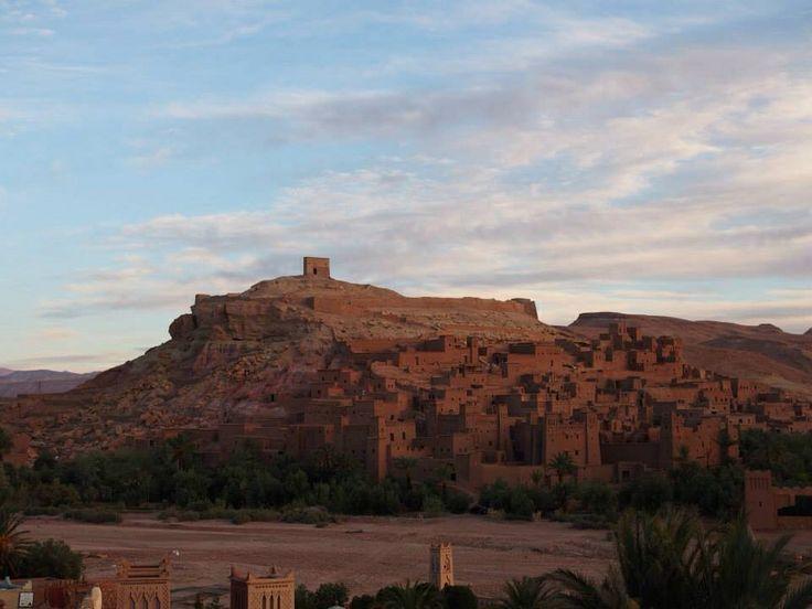Ksar of Ait-Ben-Haddou,Morocco