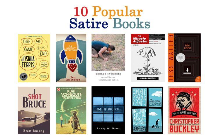 10 Popular Satire Books