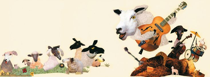 WOLLE & DIE LAMMFELLOS CHILDRENS BOOK Created By: Christian Barthold