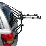 3 BIKE TRUNK MOUNT SUV CARRIER RACK-HATCHBACK VAN RACKS