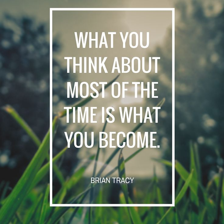 What You Think Quotes: 789 Best Images About Brian Tracy Quotes On Pinterest