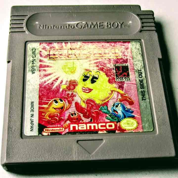 MS Pacman - Nintendo Game Boy  MS Pacman - Nintendo Game Boy For sale on #Mercari  https://item.mercari.com/gl/m65658523710/