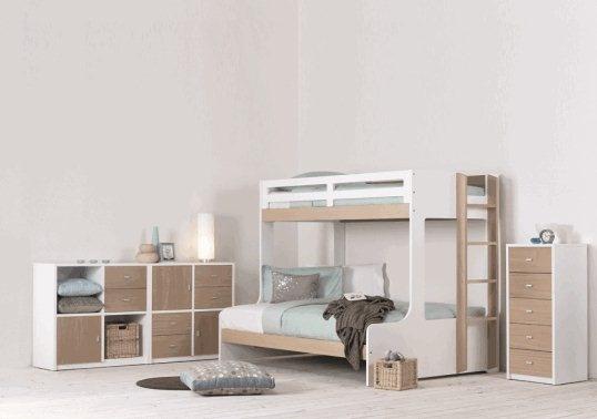 Taylor Bunk Frame | Bunk Beds | Beds - Snooze