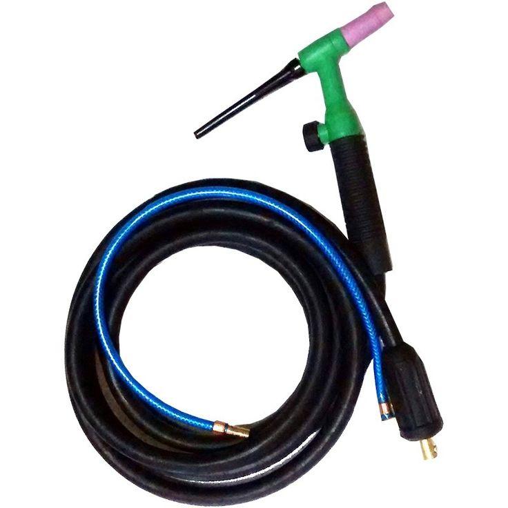Tocha Seca Solda Tig 200a - Com Raspa - Conector 9mm Ou 13mm - R$ 195,00 no MercadoLivre