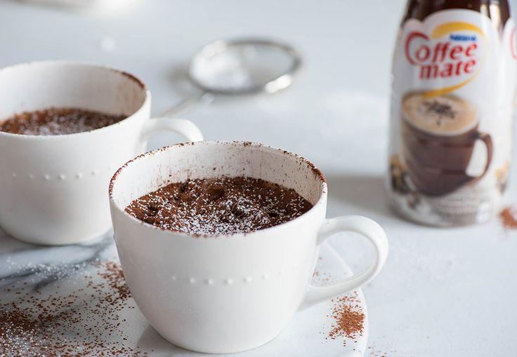 Mocha Fudge Mug Cake Calling all Coffee-Lovers!