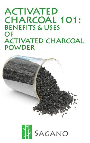 Activated Charcoal 101: Various Uses for Activated Charcoal Powder