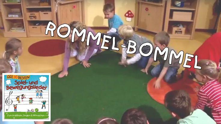 Rommel-Bommel - Singen, Tanzen und Bewegen || Kinderlieder