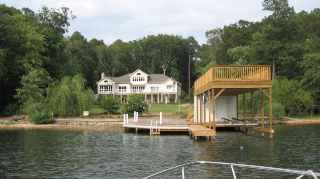 North Carolina Lake Gaston Vacation Rentals Henrico Nc