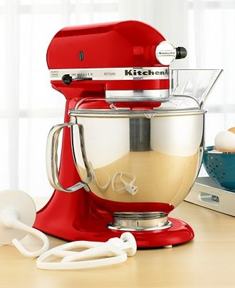 Who doesn't love their KitchenAid?
