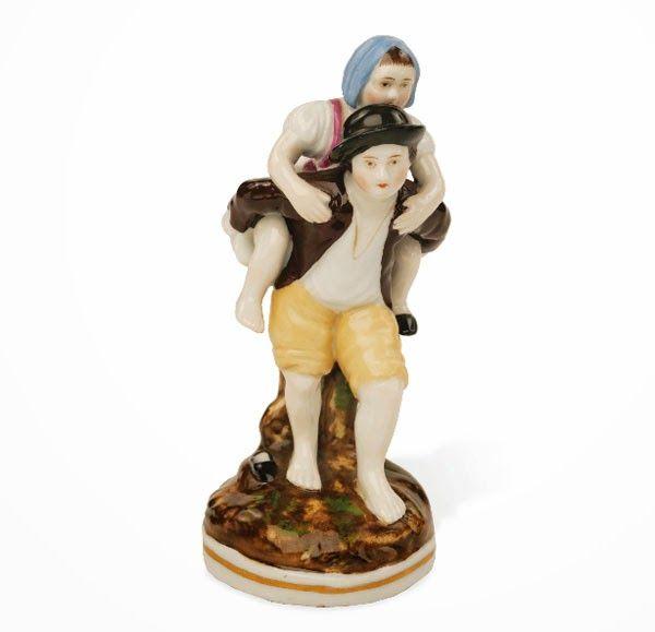 Мальчик с девочкой (1830 — 1850), Вербилки.