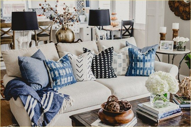 49 Gorgeous Farmhouse Living Room Pillow Ideas Let S Diy Home Living Room Pillows Farm House Living Room Romantic Living Room