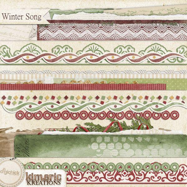 Winter Song (borders)