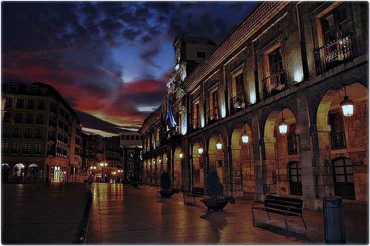 Ayuntamiento de Avilés. (Jose Luis Gonzalez)