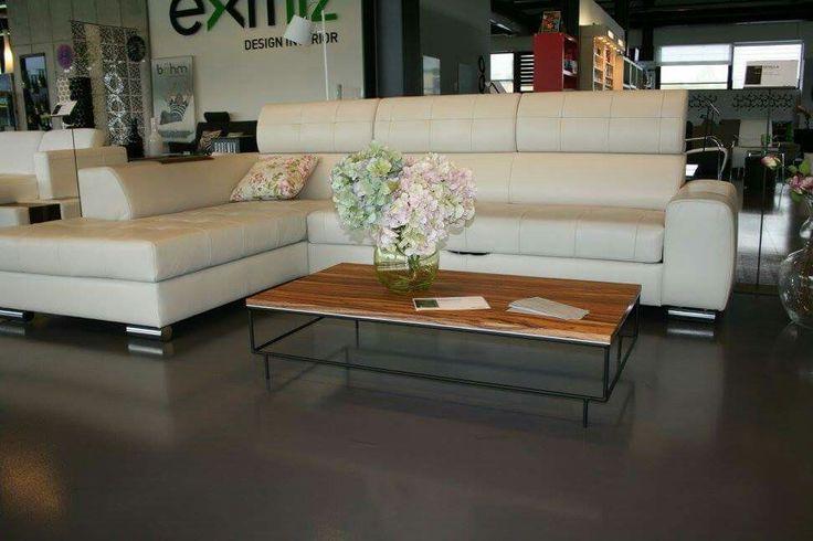 Laprieti coffee table Zebrano