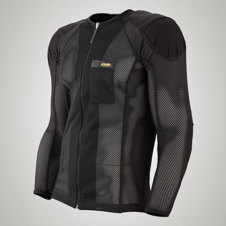 Mit demKnox Urbane Shirt kann man sich auch ohne komplette High-Tech Motorradkombi durch die Stadt bewegen und muss trotzdem nicht auf jeglichen Schutz verzichten.Die leichte Jacke aus atmungsakt...