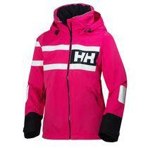 Coastal sailing jacket / women's / waterproof / hooded