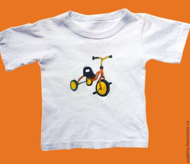 Купить Семейные футболки для четверых Харлей - семейные футболки, футболки для семьи, футболки с рисунками