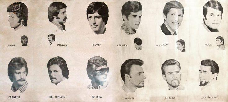 Fryzury lat 20-30