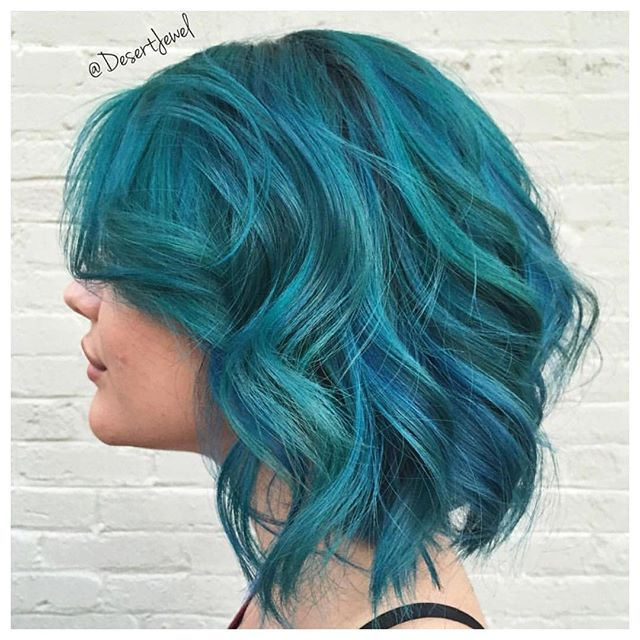 Blue Mermaid Hair Hair Colors Ideas Of Mermaid Blue Hair