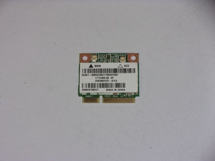 Asus X44H Wireless Wifi Card T77H355.00