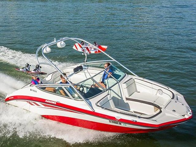 2014 Yamaha Boats 21 FT AR210 For Sale @ Stokley's Marine in Nicholasville, KY Call 859-887-2466
