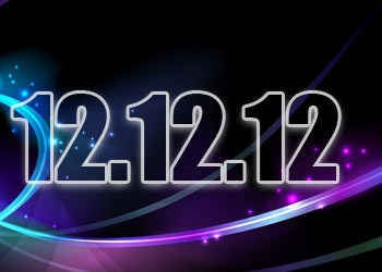 12.12.12 It's Special