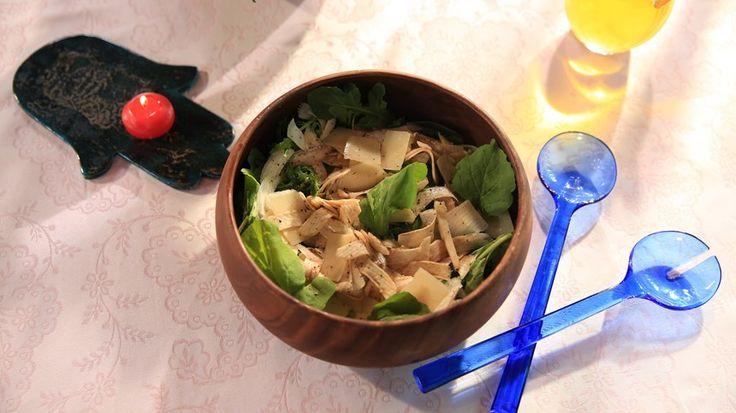 Enginarlı Salata Tarifi