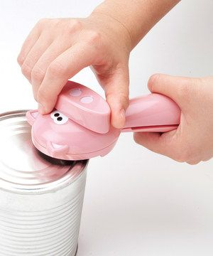 This Oink Oink Can Opener by MSC International is perfect! #zulilyfinds
