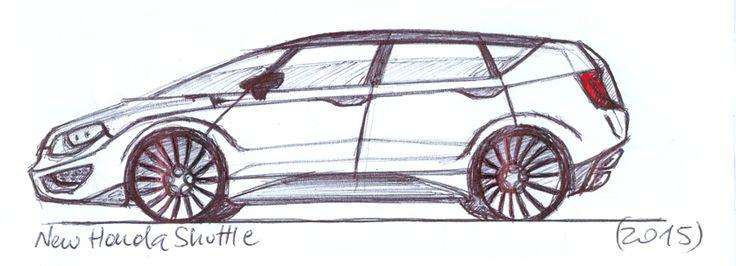 Honda Shuttle - Paolo Zardo // qbo_architecture 2015 - Copyright, all rights reserved ©