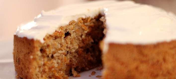 Carrot cake, εγγλέζικη λιχουδιά