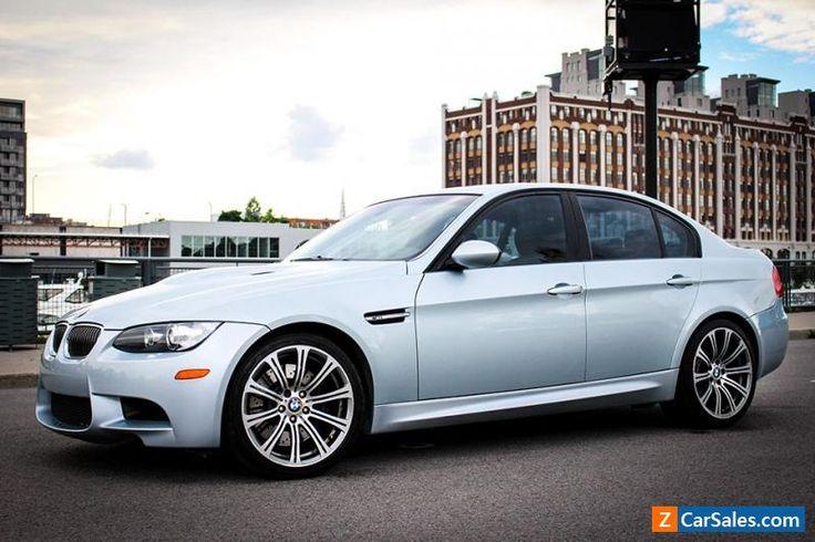 2008 BMW M3 Sedan #bmw #m3 #forsale #unitedstates