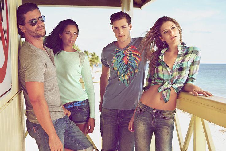 #jeansstore #jeansstorecom #bigstar #springsummer14 #ss14