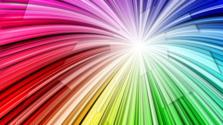 Rainbow Fireworks Celebration Colorful Abstract Image With: 16 Best Cool Backgrounds Images On Pinterest