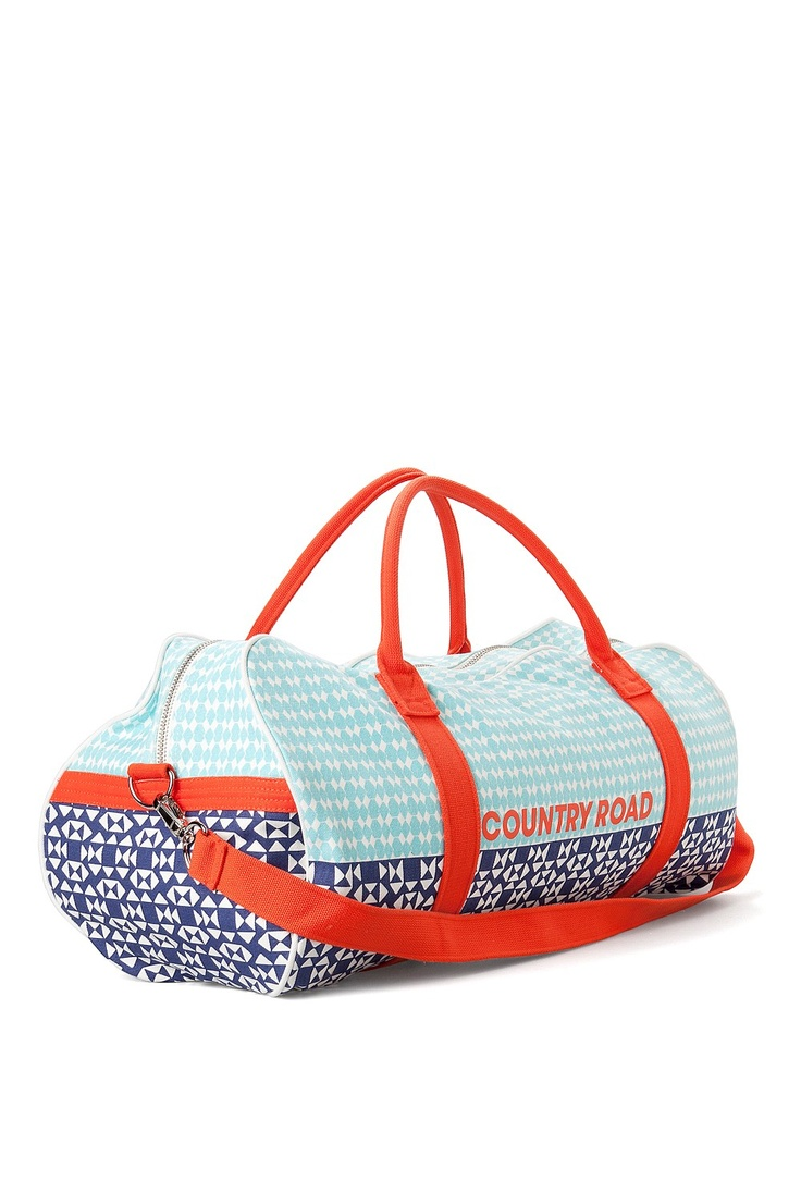 country road has come a long way with its totes since red, blue, and green in high-school days. i love this print! $59.95