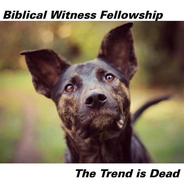 Biblical Witness Fellowship - The Trend Is Dead