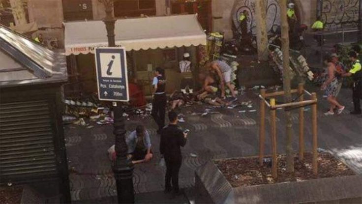Las Ramblas Attack Death Toll Rises to 14 as Five Suspected Terrorist Shot Dead in Cambrils