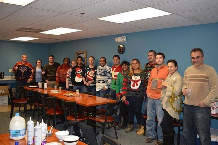 We are taking it all the way back to December for when we had our Ugly Sweater Competition and our Hot Chocolate Social. Who do you think had the best sweater? Do you have a favorite Soma memory? Comment below! Related