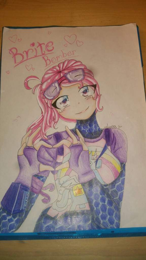 Love From Brite Bomber Commission Fortnite Battle Royale Armory