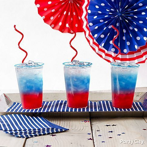 fun 4th of july drinks for kids'