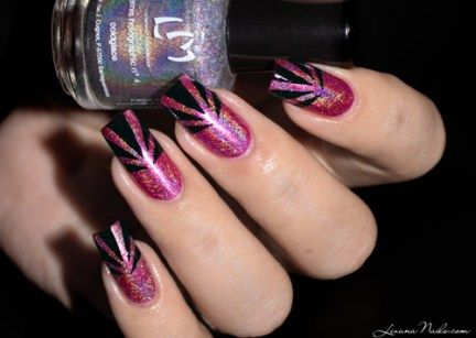 Stylish Fall Nail Ideas, Designs & Colors | Fashionte