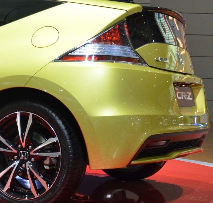2017 Honda CR Z