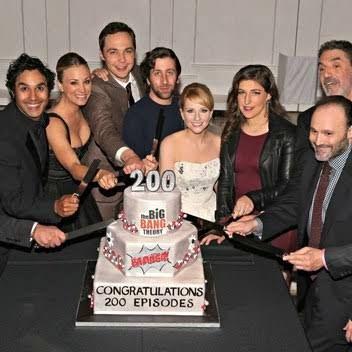 Big Bang Theory family