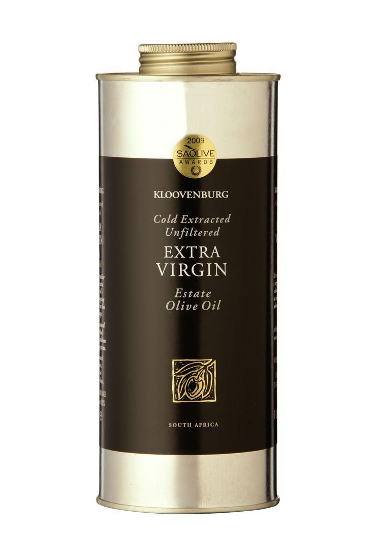 Kloovenburg Olive Oil
