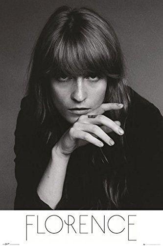Florence & The Machine Poster. Offiziell lizenziert