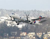 2002 ♦ July 10 – Swiss International Airlines Flight 850, a Saab 2000, strikes an earth bank after landing at Werneuchen Airfield after multiple diversions due to a storm system; all 20 on board survive; the aircraft is written off.