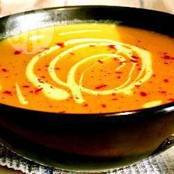 Curried parsnip soup @ allrecipes.co.uk