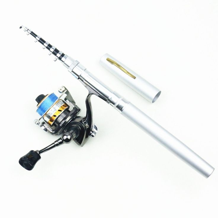 Meiyu Mini Telescopic Rod Combo 3'3' Travel Mate Fishing Pen Rod Portable Spinning Pocket Pen Fishing Combo >>> You can find out more details at the link of the image.