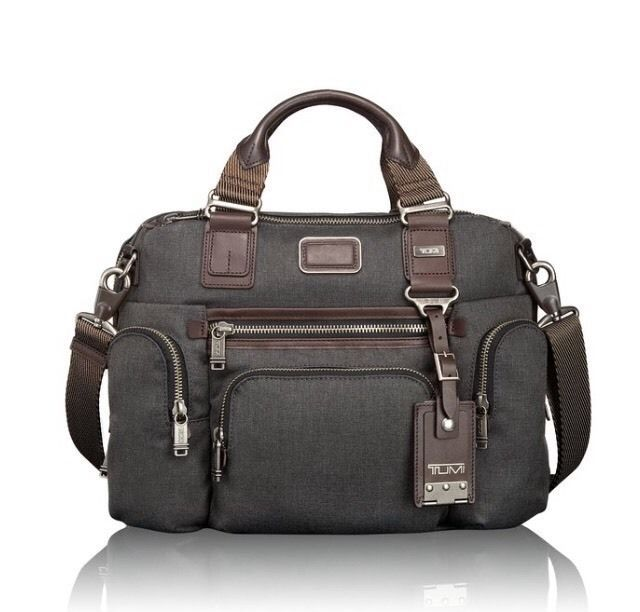 "Tumi Bags Alpha Bravo Brooks Slim Brief #022619DH - 15"" - $150 (retail: $325) #Tumi"